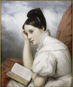 Painting by Carl von Steuben