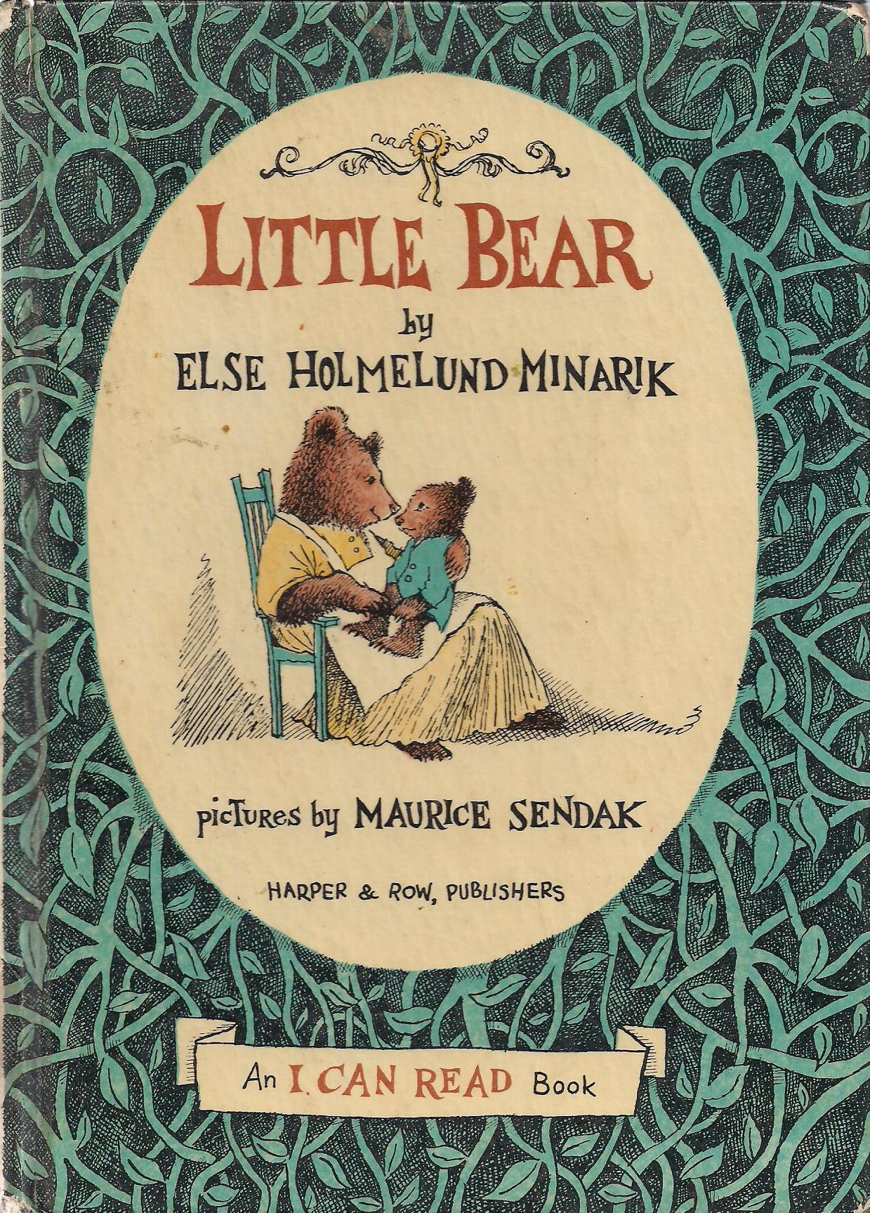 A Year in Books/Day 129: Little Bear* | A Small Press Life