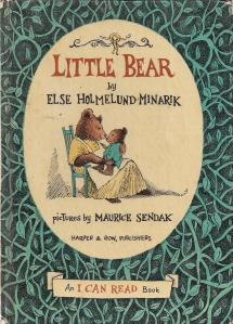 Little Bear front cover