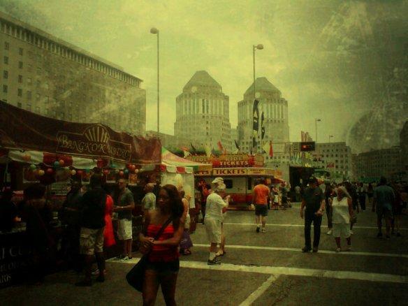 Taste of Cincinnati 2012