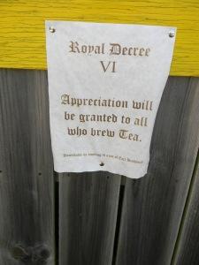 Royal Decree VI