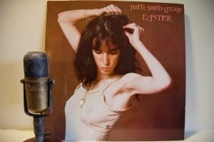 Patti Smith Easter on vinyl by Drop The Needle