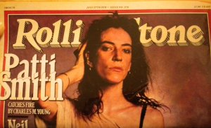 Patti Smith pocket planner, 2012-2013 by Rock 'n Roll Rebellion