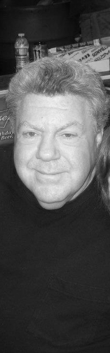 George Wendt , with yours truly cropped out.