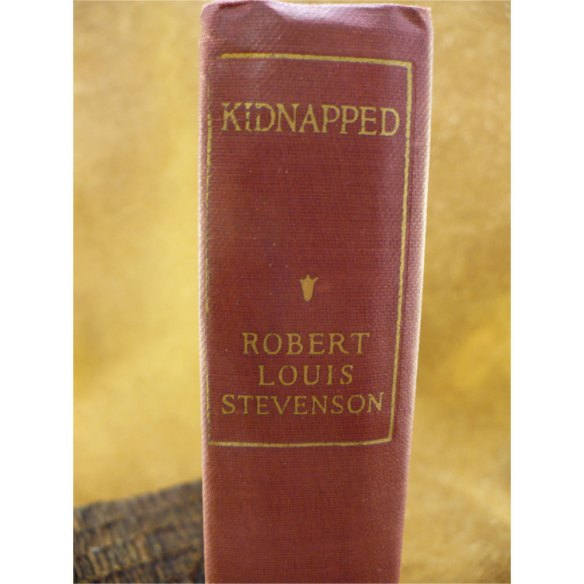 Kidnapped by Robert Louis Stevenson at 4Get-Me-Not Treasures