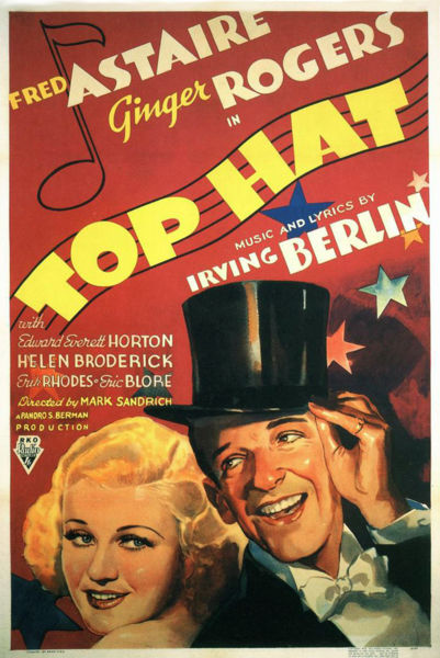 Top Hat Poster (1935)