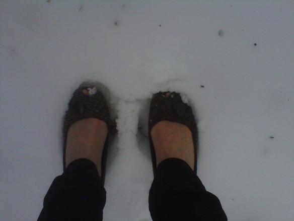Stilettos in the Snow 3