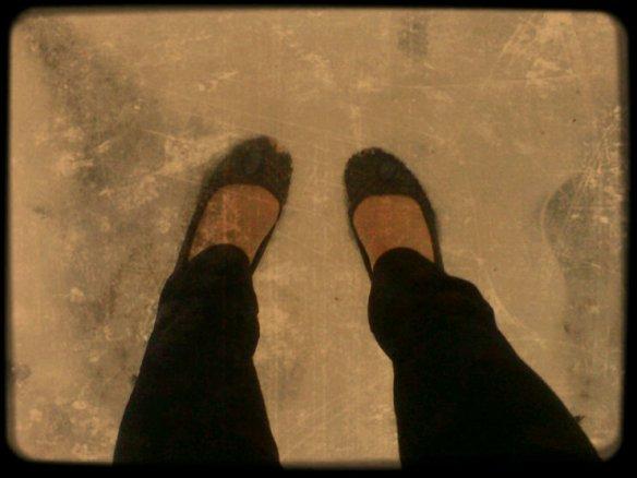 Stilettos in the Snow 1