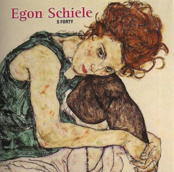 Egon Schiele by Sandra Forty