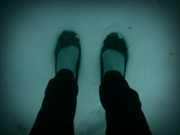 Stilettos in the Snow 2