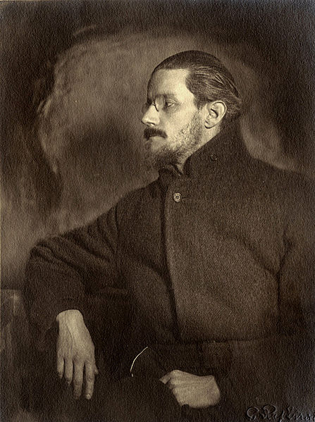 James Joyce, circa 1918