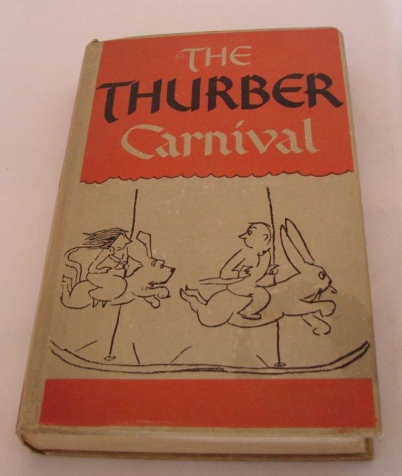 The Thurber Carnival Hardcover at Jape