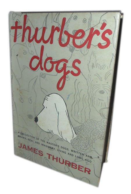 Thurber's Dogs by James Thurber at Lisa Popa