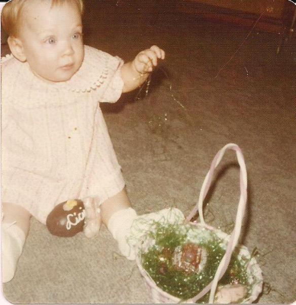 Baby Maedez wishes you a Happy Easter!