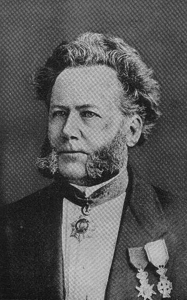 Henrik Ibsen, circa 1870