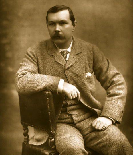 Sir Arthur Conan Doyle, 1890