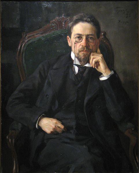 Anton Chekhov, 1898