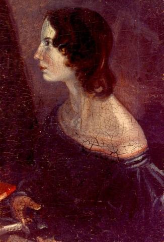 Emily Brontë by Branwell Brontë