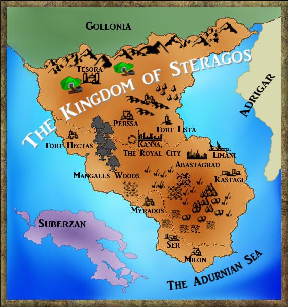Steragos