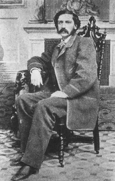 Bret Harte, 1862