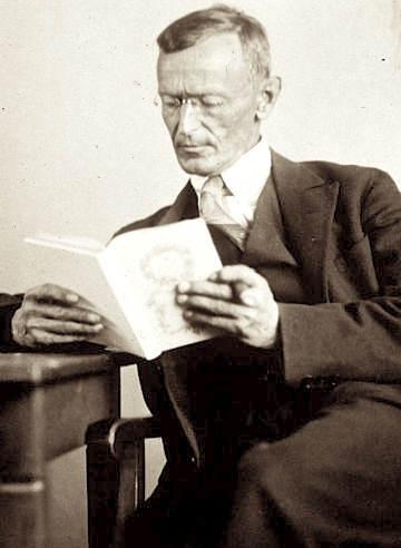 Hermann Hesse, 1929