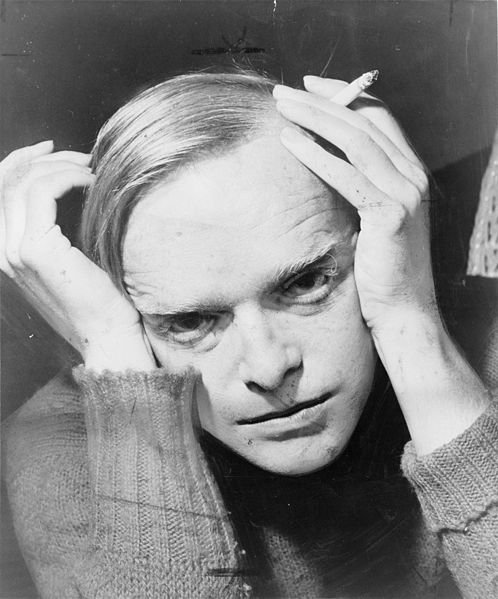 Truman Capote, 1959, by Roger Higgins
