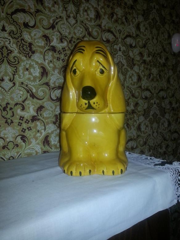 Adorable Thurber Dog