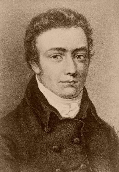 A Young Samuel Taylor Coleridge
