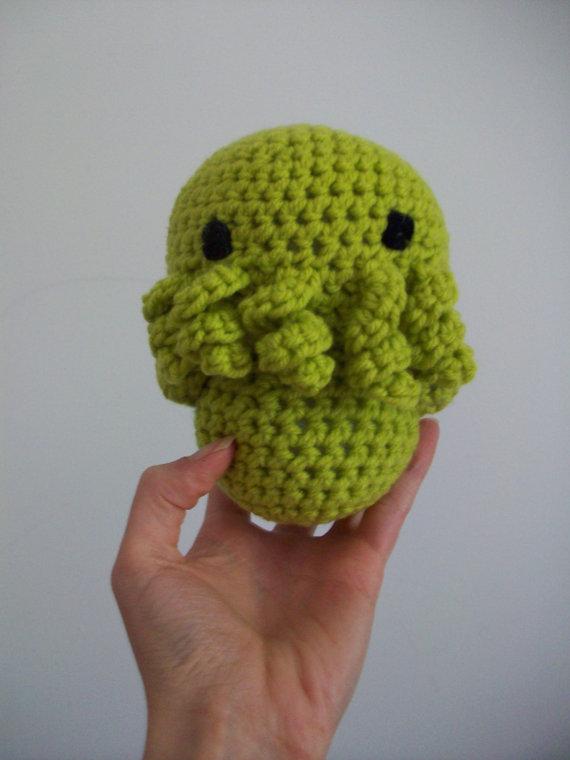 Cute Cthulhu by Squishy Squashy Friends