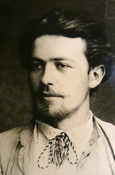 Anton Chekhov, 1889