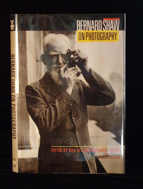 Bernard Shaw on Photography at Dawson Scott Bookseller