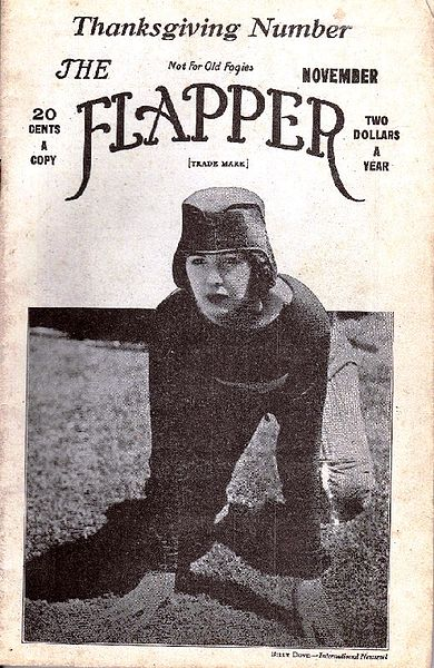 The Flapper Magazine, Thanksgiving 1922 Issue