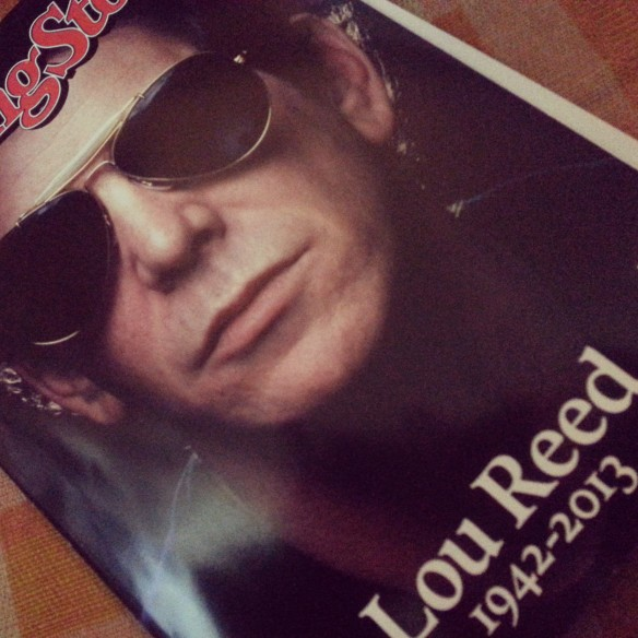 Lou Reed/Rolling Stone