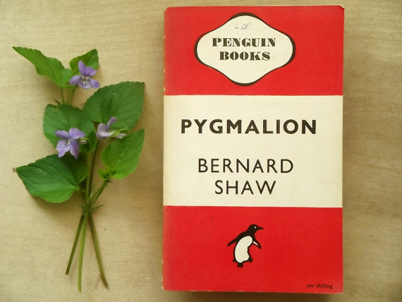 Pygmalion by George Bernard Shaw at Eager for Word