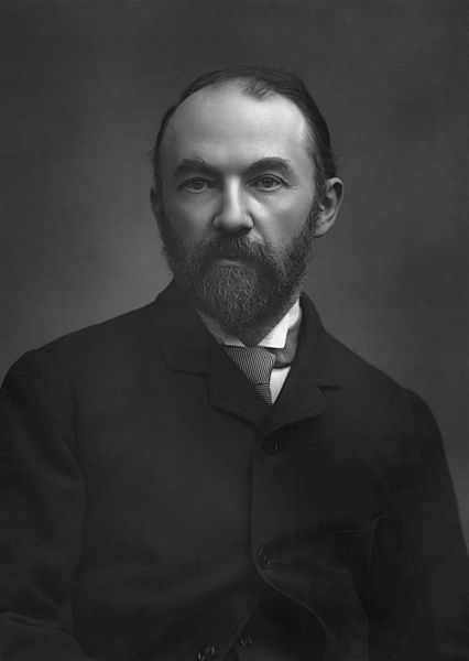 Thomas Hardy by Herbert Rose Barraud, 1889
