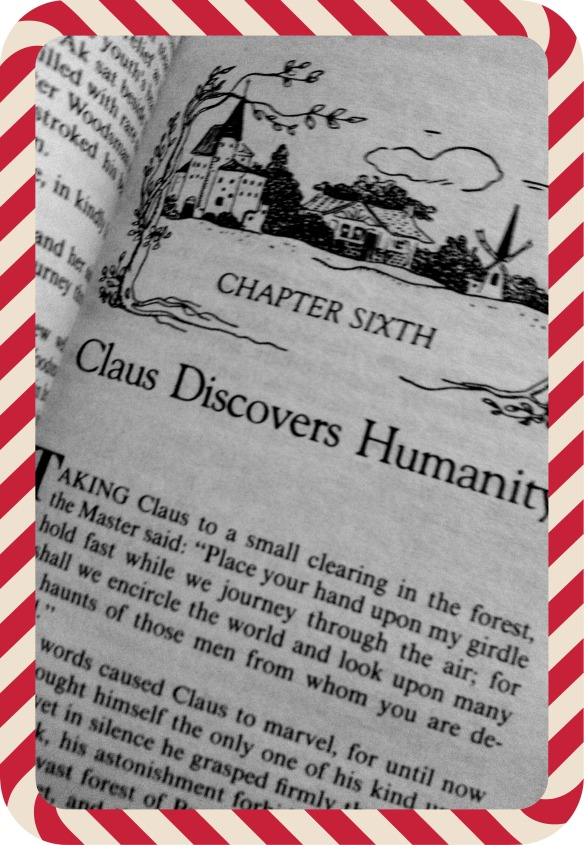 Claus Discovers Humanity