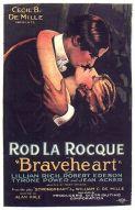 Rod La Rocque and Lillian Rich in Braveheart, 1925