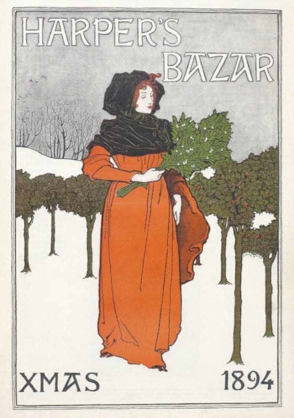 Harper's Bazar, XMAS 1894