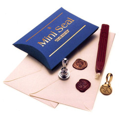 Initial Seal and Sealing Wax Set