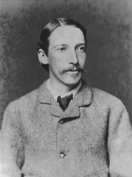 Robert Louis Stevenson, 1879