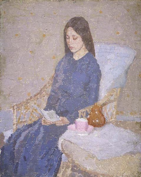 The Convalescent by Gwen John, circa 1923-1924
