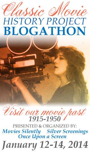 Classic Movie History Project Blogathon