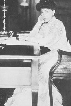Edith Wharton, 1915