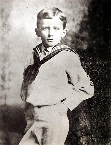 Kiddie James Joyce, 1888