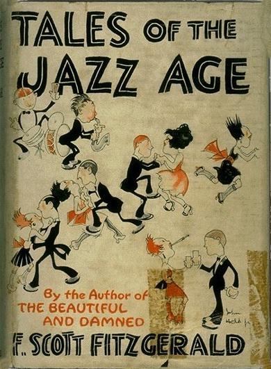 Tales of the Jazz Age by F. Scott Fitzgerald, 1922