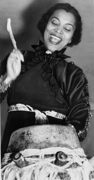 Zora Neale Hurston, 1937