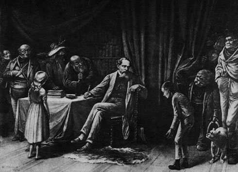 Charles Dickens and His Characters by William Holbrook Beard