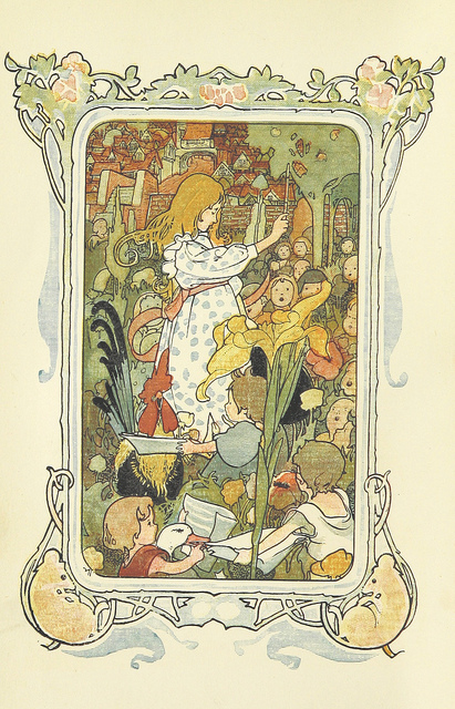From Lilliput Lyrics Illustrated by Chas. Robinson, 1899