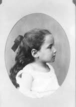 Gertrude Stein at Three