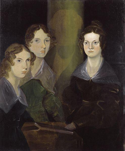 The Brontë Sisters by Branwell Brontë